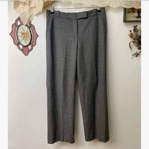 Loro Piana • Grey Wool Trousers